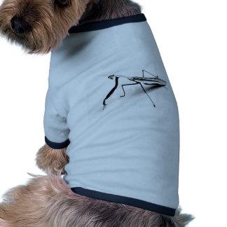Praying Mantis Collection Doggie Tee Shirt