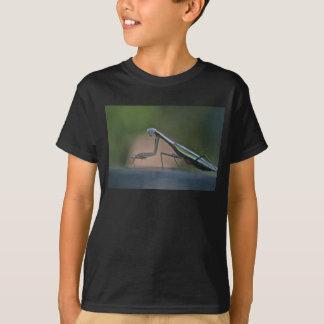 Praying Mantis Kids Tee Shirt