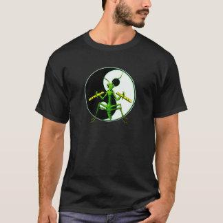 Praying Mantis Nunchaku T-Shirt