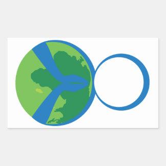 Praying Mother Earth Sticker