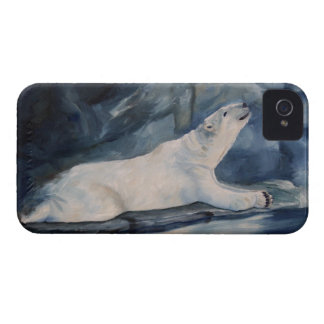 Praying Polar Bear iphone 4 barely there QPC Case-Mate iPhone 4 Cases