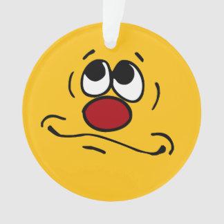 Praying Smiley Face Grumpey