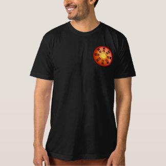 Pre and Post Heaven Bagua Over Ancient Tai Ji T-Shirt