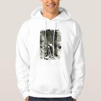 Pre-Columbian Gravesite Skeleton Sweatshirts
