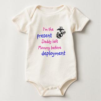 Pre-Deployment Baby Baby Bodysuit