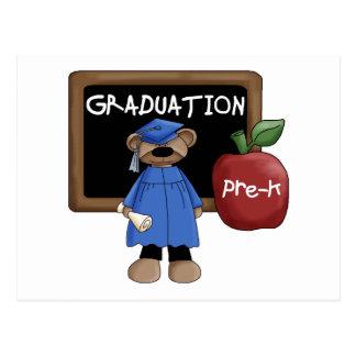 Pre-K Graduation Postcards