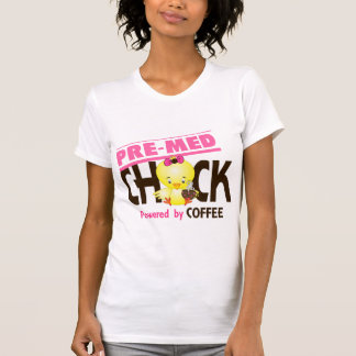 Pre-Med Chick 4 T-shirts