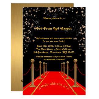 Red Carpet Invitations & Announcements | Zazzle.com.au