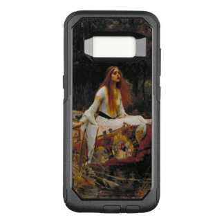 Pre-Raphaelite Art Lady of Shallot OtterBox Commuter Samsung Galaxy S8 Case