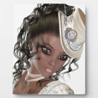 Precious African American Woman Display Plaques