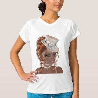 Precious African American Woman T-Shirt