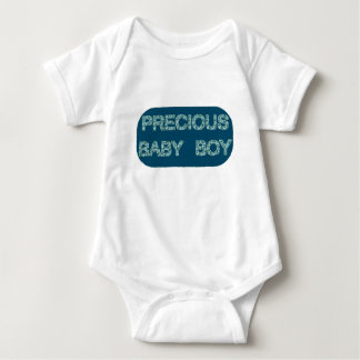 Precious Baby Boy Baby Bodysuit