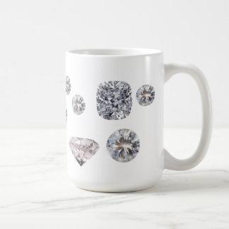 Precious Diamonds Coffee Mug