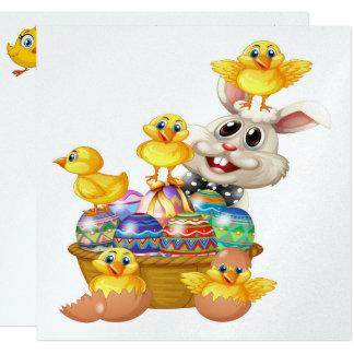 Precious Easter Invitation