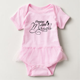 Precious Little Miracle Baby Bodysuit