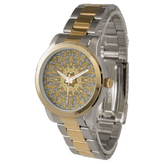 Precious Metal Colorful  Vintage Womens Watch