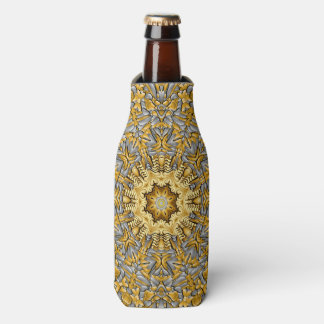 Precious Metal Kaleidoscope    Bottle Cooler
