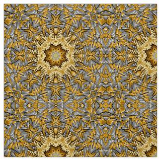 Precious Metal Two Kaleidoscope Fabric