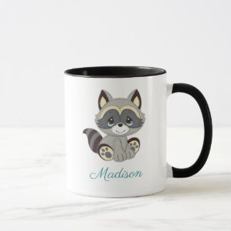 Precious Moments | Woodland Baby Raccoon Mug