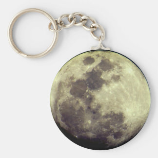 Precious Moon Key Ring