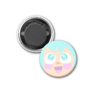 Precious Pastel: Seafoam Magnet
