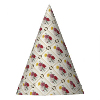 Precious Pinks Party Hat