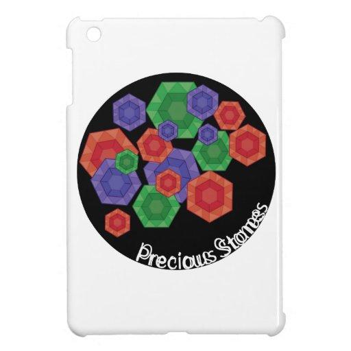 Precious Stones iPad Mini Cases