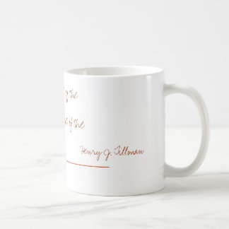 Precipitate catcher mug