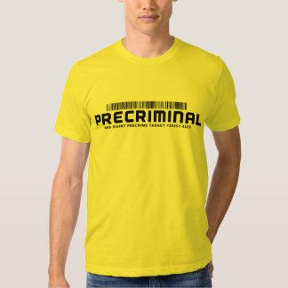 Precriminal T-shirts