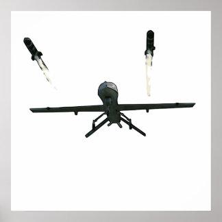 Predator Drone Poster