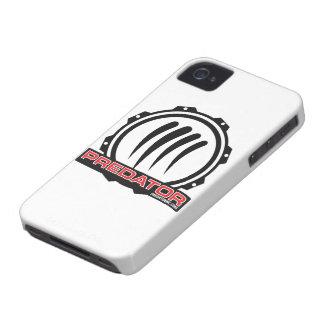 Predator Inc. Gear Logo iPhone 4 Covers