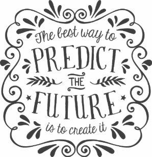 Predict Future T-Shirts & Shirt Designs | Zazzle com au