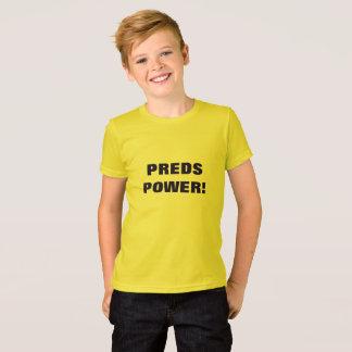 PREDS POWER! T-Shirt