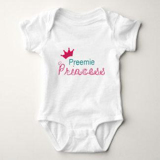 Preemie Princess Baby Bodysuit