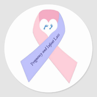 pregnancy and infant loss sticker