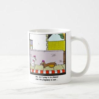 Pregnancy Coffee Mug