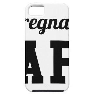 Pregnant AF iPhone 5 Case