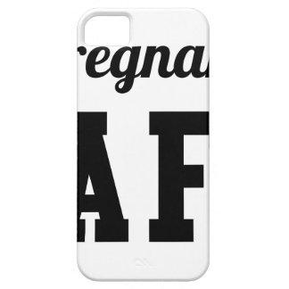 Pregnant AF iPhone 5 Cases