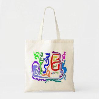 Pregnant Art Special Budget Tote Bag