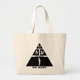 Pregnant Canvas Bags