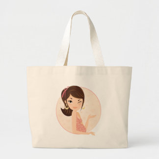 Pregnant Tote Bags