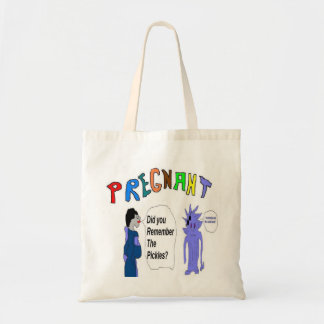 Pregnant bags and totes