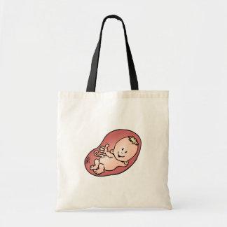 Pregnant - Pregnancy Canvas Bags