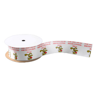 pregnant satin ribbon