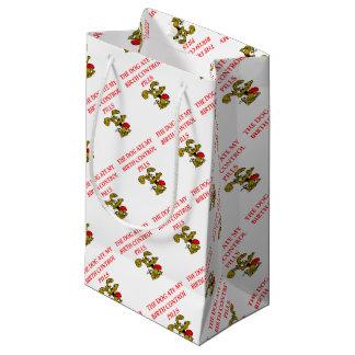 pregnant small gift bag
