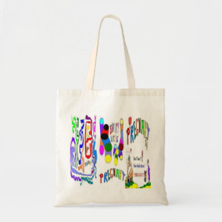 Pregnant Special Series Art Tote Bags