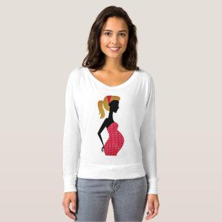 Pregnant t-shirt designers edition