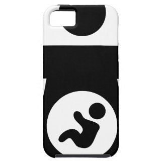 Pregnant Woman Case For The iPhone 5