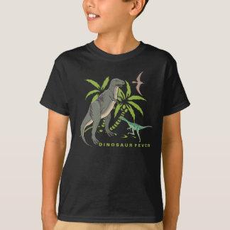 Prehistoric Creatures Dinosaur T-Shirt
