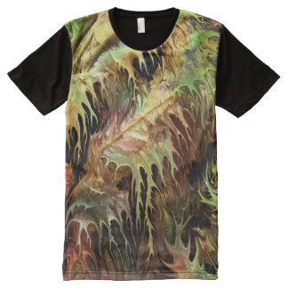 Prehistoric forest by rafi talby All-Over print T-Shirt